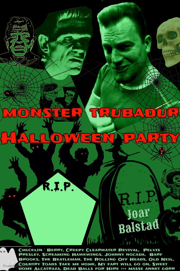 Monster trubadur
