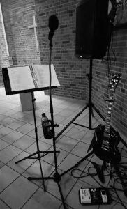 trubadur solist kirkesang Joar Balstad